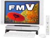 FMV-DESKPOWER(FMVLX65XDY) LX65/X パソコン分解方法 ハードディスク交換