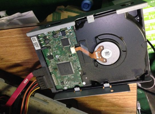 DIYでやる為の、ハードディスク(HDD)修理方法、分解を紹介しているサイトのまとめ