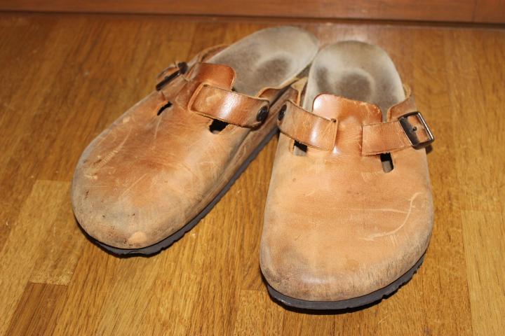 セメダイン 靴底用補修材 シューズドクターN!!DIY 靴のかかと修理「ビルケン ボストン」