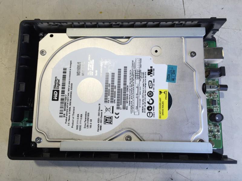 IO DATA HDD 1TB 外付ハードディスク 分解、交換、修理方法
