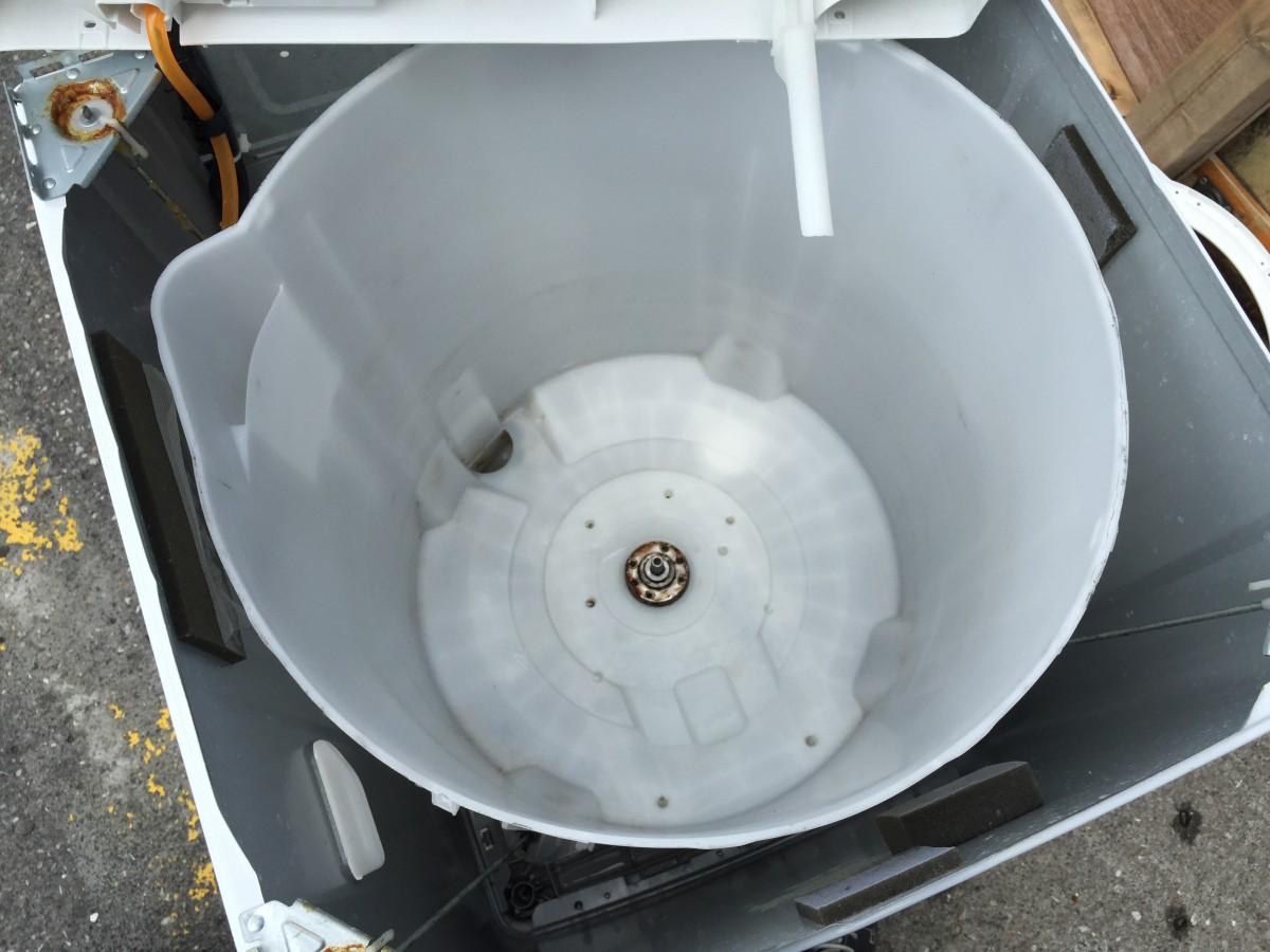 【分解清掃の方法】東芝洗濯機  AW-50GL