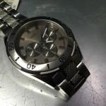 【GUESS ゲス】腕時計の分解 裏蓋の取外しと、電池交換の方法 [W12578G1]