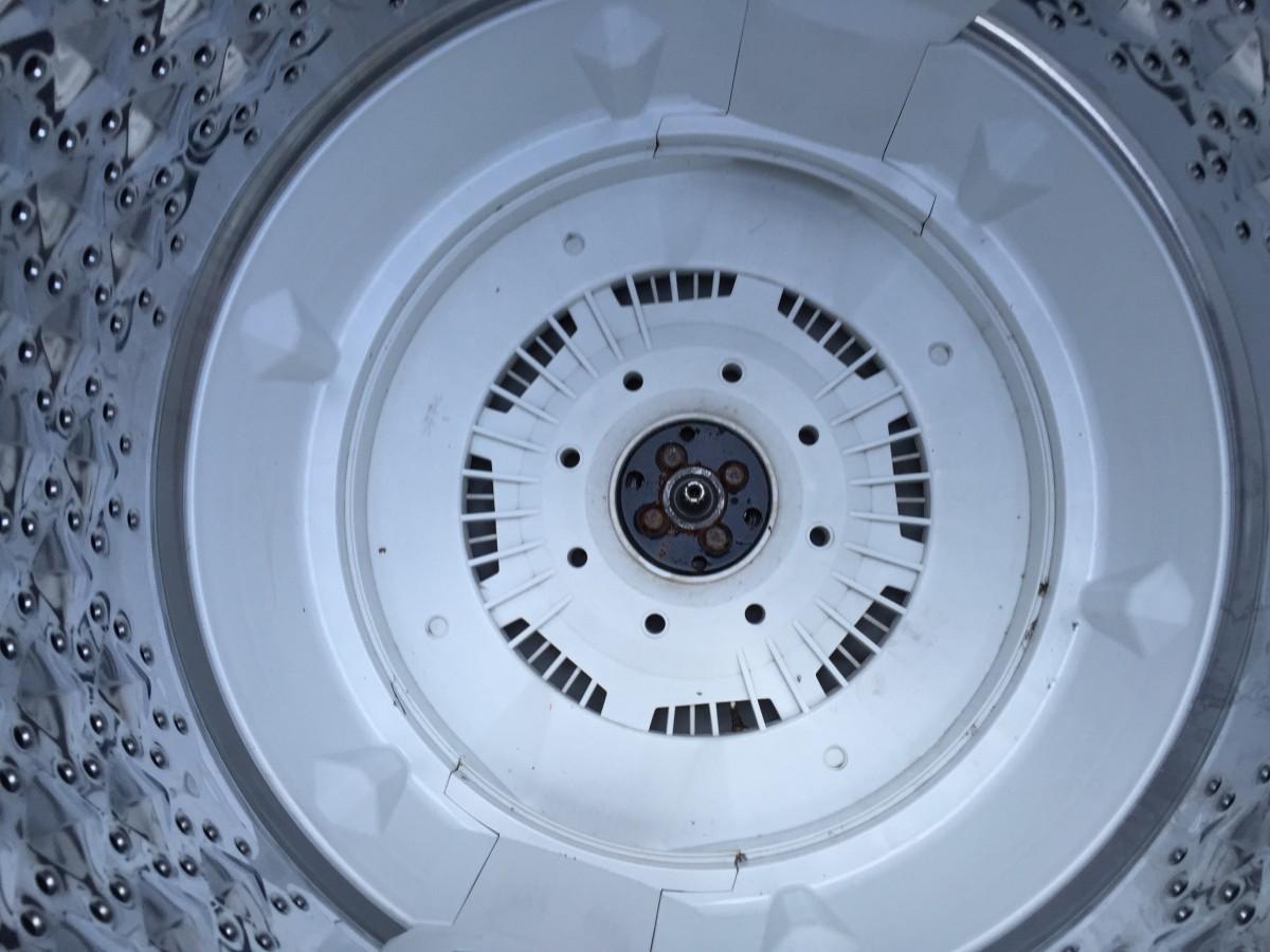 自宅で槽洗浄できる洗濯機!!東芝AW-505の分解方法