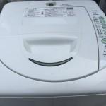 【洗濯機の分解 槽の掃除】固いパルセーターの外し方 サンヨー4.2kg(ASW-T42E)