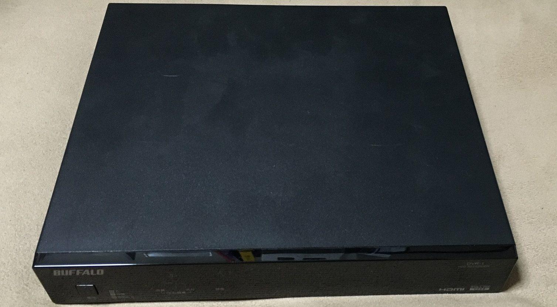 BUFFALO バッファロー レコーダー DVR-1 分解とハードディスク交換修理
