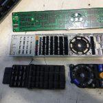東芝VARDIA DVDレコーダーのリモコン(SE-R0333)分解方法