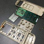 【富士通 FUJITSU】エアコンのリモコン(AR-DJ1)分解と壊れた場合の対応方法