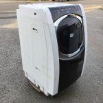 シャープ ドラム洗濯機(ES-HG92G)の分解と洗濯槽のカビ掃除に挑戦