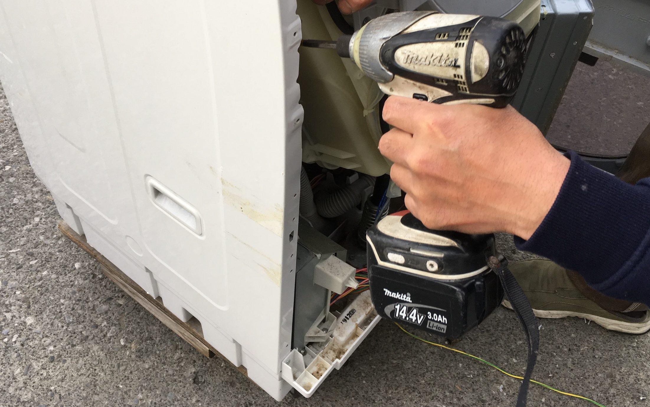 DIYで分解・修理する時に使う、おすすめの電動工具や道具の紹介