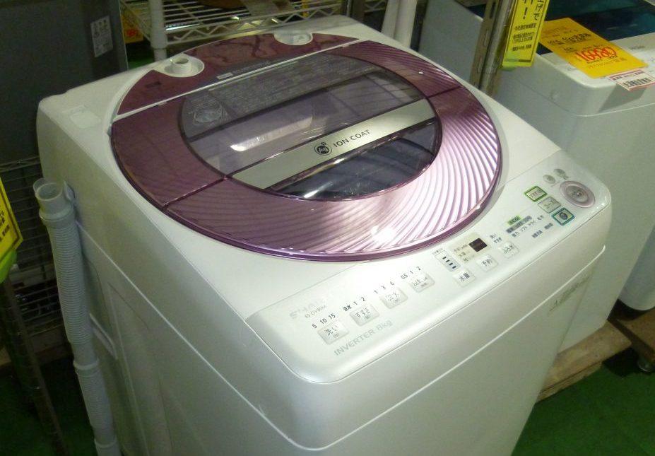洗濯機にインバーターは必要?ノンインバーター式との違いを解説
