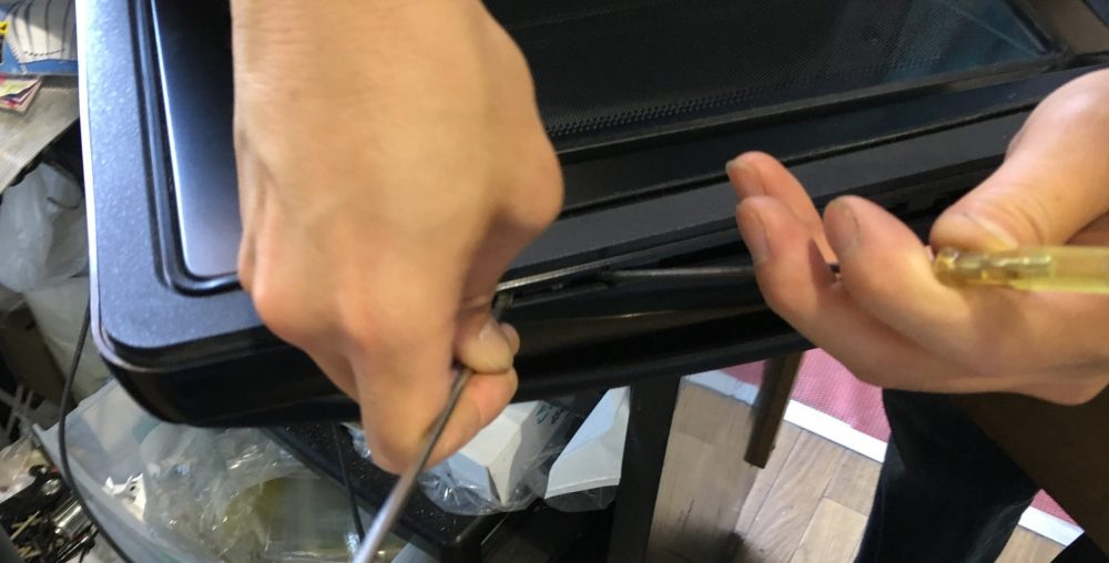 【東芝 オーブンレンジ ER-LD7 修理】メーカーから分解図をもらい、部品発注・交換 DIY