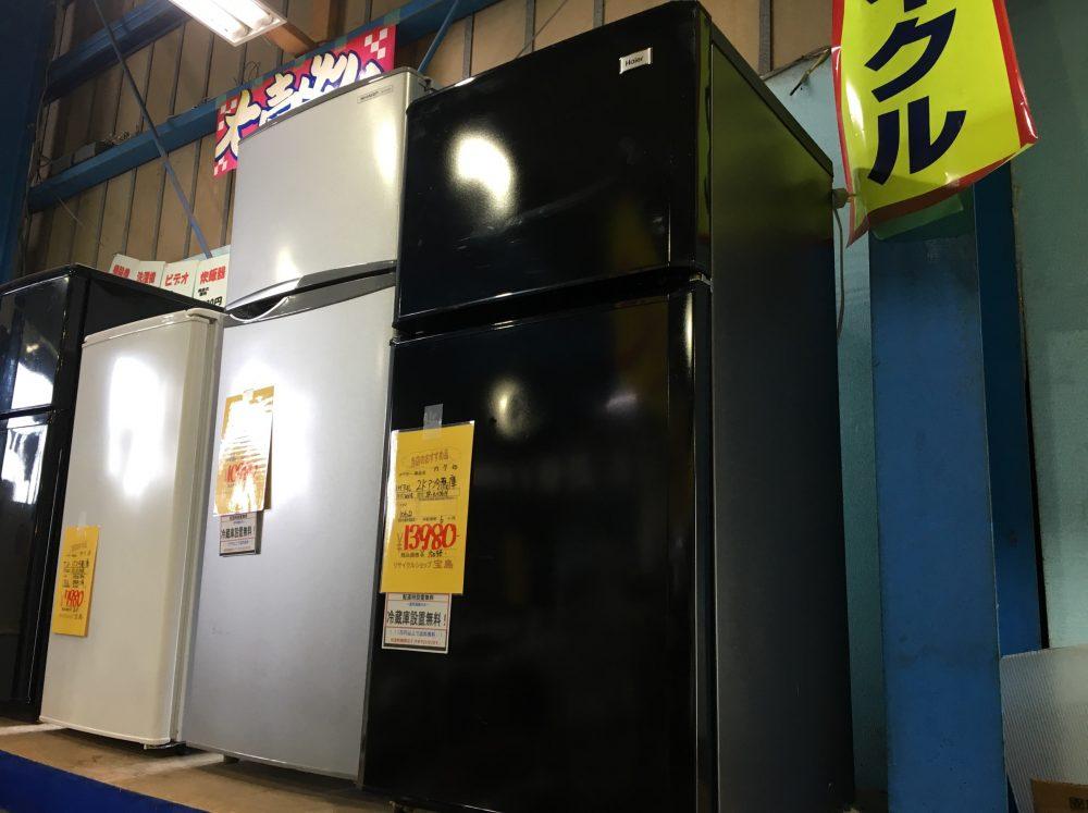中古の冷蔵庫のデメリットとは?リサイクルショップ店員が教えます!