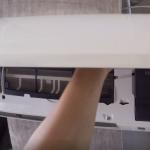 ダイキン エアコン(クーラー)F22LTES 分解と掃除の方法