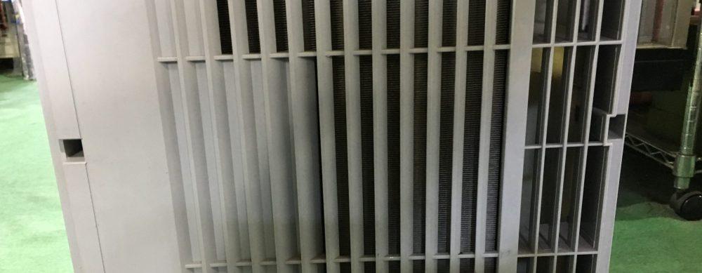 【コロナ 窓用エアコン CW-1612 分解と掃除】臭いと思ったらDIYでクリーニング!!