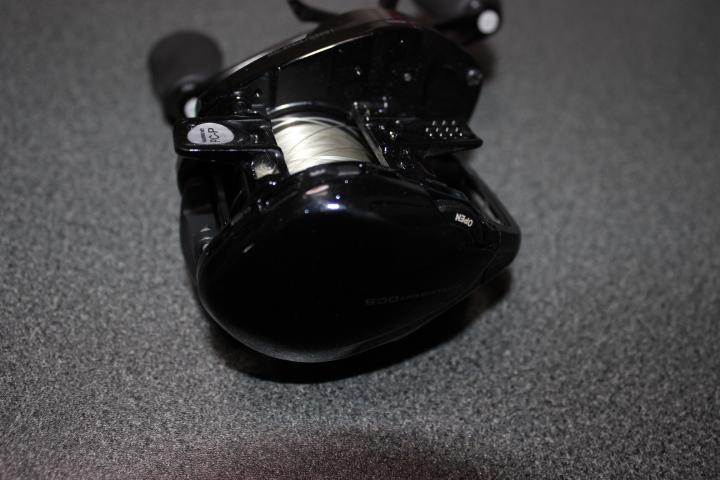 【展開図】ベイトリール スコーピオン17 DC 100HG 分解掃除 お手入れ方法