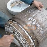 アクア7.0kg縦型洗濯機(AQW-V700A)の分解、洗濯槽の取り外しと掃除
