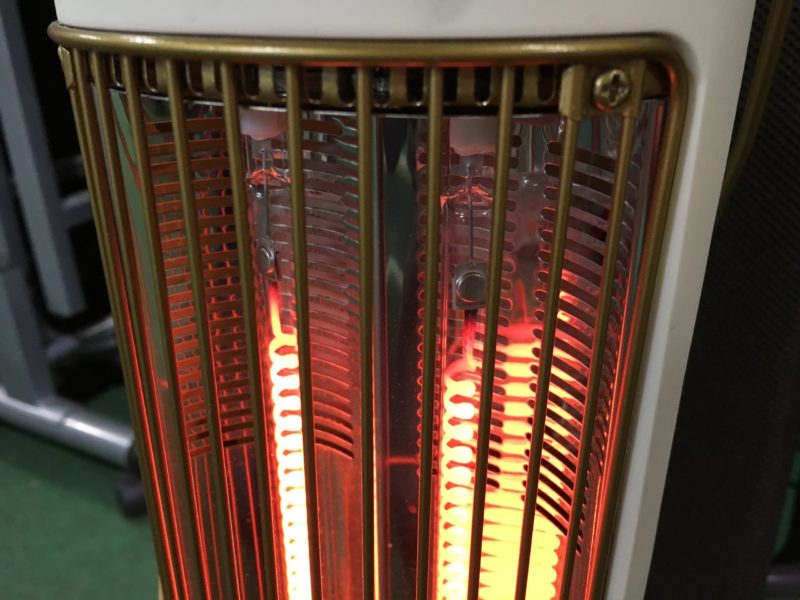 【暖房器具】BRUNO カーボンファンヒーター BOE002 レビュー・口コミ 電気代は?