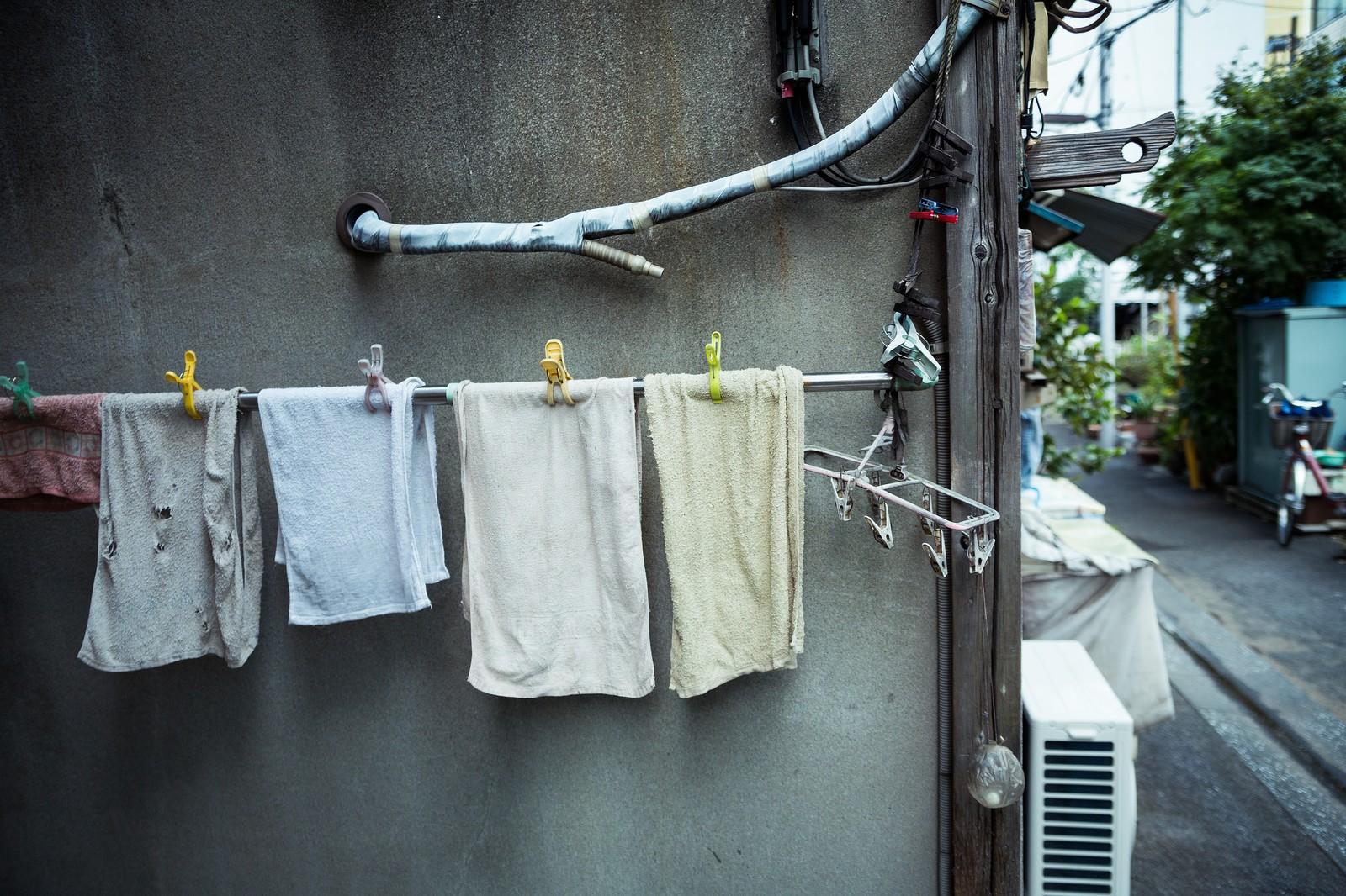 洗濯物が臭い原因は洗濯槽の汚れかも!くさい臭いのとり方は?