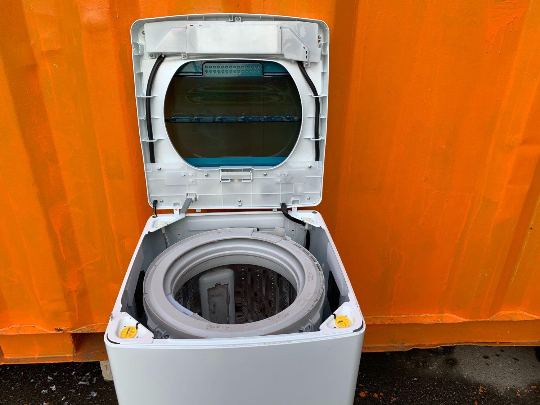 ハイアール 4.5kg洗濯機 JW-C45A 分解と掃除の方法