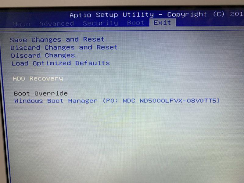 NEC ノートパソコン PC-LE150T2W リカバリー方法【初期化】