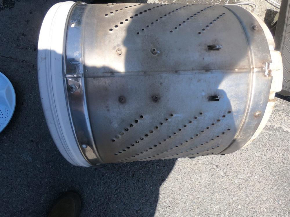 ハイセンス全自動洗濯機4.5kg HW-T45A 分解と掃除の方法