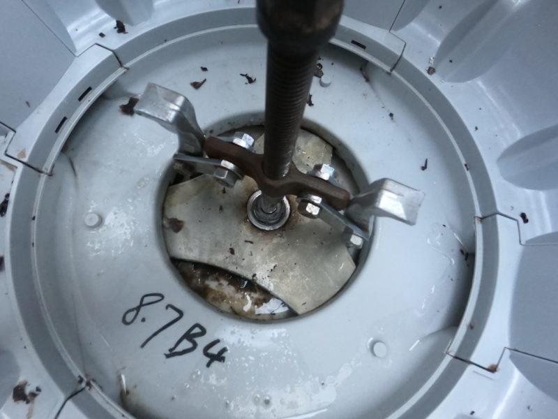 1000台以上、洗濯機を分解したプロが教える、洗濯槽の掃除の方法