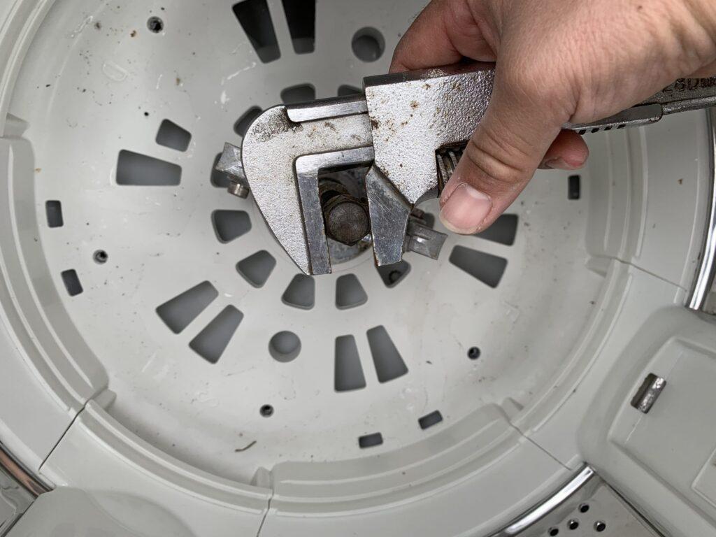 日立 ビートウォッシュ BW-8SV をキッチンハイターで槽洗浄!分解してどのくらい綺麗になっているか確認してみた